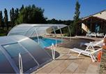Location vacances Challans - Holiday home Sainte-Marie des Pins-1
