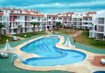 Location vacances Vinaròs - Residence Playa Romana