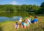 Camping avec Piscine couverte / chauffée Nièvre - Camping La Fougeraie-3