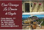 Location vacances Ragusa - La Dimora di Angela-2