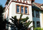 Location vacances Erfurt - Villa Am Park-1