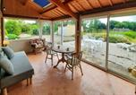 Location vacances Bonnemain - Awesome home in Noyal-Sous-Bazouges with 2 Bedrooms-3