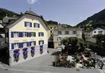 Hôtel Gaschurn - Hotel Restaurant Krone