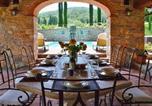 Location vacances Radda in Chianti - Gaiole in Chianti Villa Sleeps 8 Pool Air Con Wifi-4