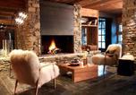 Hôtel 5 étoiles Chambéry - M de Megève-2