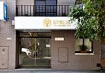 Hôtel Rosario - Emilia Hotel-1