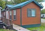 Villages vacances Calistoga - Lake Minden Camping Resort Cottage 1-1