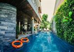 Location vacances  Vietnam - La An Central Boutique Villa-1