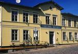 Hôtel Stralsund - Haus am Sund-1