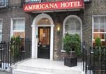 Hôtel London - Americana Hotel