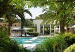 Hôtel 5 étoiles Tourtour - Sezz Saint-Tropez-1