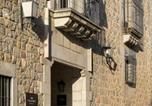 Hôtel Avila - Parador de Ávila-3