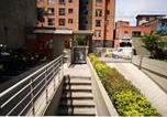 Location vacances Medellín - Apartamento Urbanización Capri, cerca a Universidad de Antioquia-1