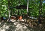 Location vacances Saugerties - Tentrr - Hucklebuck Railway Camp East-3