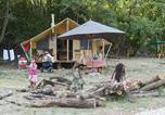 Camping avec Piscine couverte / chauffée Saint-Alban-Auriolles - Village Huttopia Sud-Ardèche-4