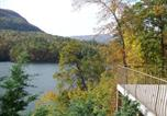 Location vacances Lake Lure - Le Petite Chateau , House at Lake Lure-2