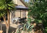 Location vacances Grospierres - Villa de 100m2 avec piscine privée-4