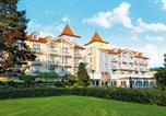 Hôtel Heringsdorf - Hotel Kleine Strandburg-1