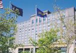 Hôtel Evansville - Tropicana Evansville-1