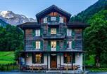 Hôtel Lauterbrunnen - The Alpenhof Guesthouse-1
