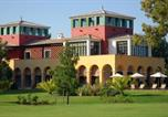 Hôtel Ayamonte - Hotel Isla Canela Golf-1