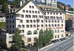 Hôtel Saint-Moritz - Hotel La Margna-4