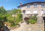 Location vacances La Canourgue - Bel appartement dominant la rivière-2