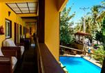 Hôtel Madagascar - Hôtel Restaurant Coco Lodge Majunga-3