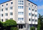 Hôtel Cités du modernisme de Berlin - Hotel am Buschkrugpark-1