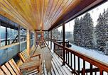 Location vacances Breckenridge - New Listing! Lovely Log Mountain Home w/ Fireplace home-1