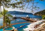 Hôtel Acapulco - B Pichilingue Rooms & Beach Club-3