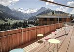 Hôtel Frutigen - Revier Mountain Lodge Adelboden-1