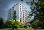 Hôtel Franche-Comté - Mercure Besancon Parc Micaud-4