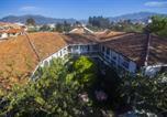 Hôtel Cuenca - Apartamentos Otorongo Cuenca Ecuador-1