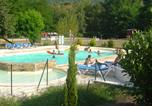Camping avec Piscine Marcillac-la-Croisille - Camping L'Europe-1