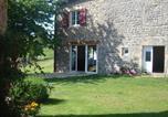 Location vacances Bourgogne - Holiday home Vers les Bois-2