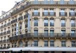 Hôtel 4 étoiles Paris - Best Western Premier Hotel Littéraire Le Swann-1
