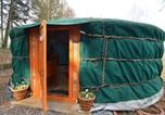 Location vacances Houffalize - Exotic Holiday Home in Houffalize Belgium with Garden-3