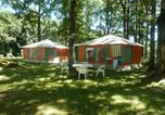 Camping avec Site nature Pont-de-Salars - Old Campéole Notre Dame d'Aures-1