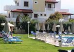 Location vacances Malia - La Luna Beach-2