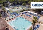 Camping 5 étoiles Roquebrune-sur-Argens - Camping Sunissim Parc Saint James Oasis Village-1