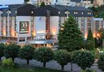 Hôtel 4 étoiles Pau - Hôtel Le Méditerranée-1