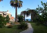 Location vacances Tarragone - Apartment with 2 bedrooms in Tarragona with wonderful sea view shared pool furnished garden 250 m from the beach-2