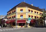 Hôtel Jura - Hotêl Au Terminus-1