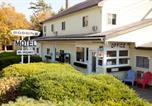 Hôtel Bangor - Robbins Motel-3