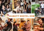 Hôtel Kazakhstan - Almaty Hostel Dom-1