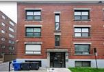 Location vacances  Canada - Sanitized renovated close to subway and 24 hrs services-2