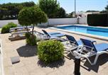 Location vacances Cala en Blanes - Villa María-4