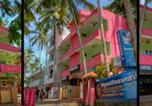 Villages vacances Poovar - Shirleys Beach Hotel-2