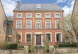 Location vacances Beauraing - Elegant Apartment in Houyet with Terrace-2